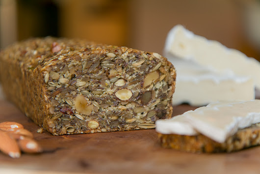Stone Age Bread - Homemade - Healthy