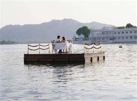 Taj Lake Palace in Udaipur   Hotel Booking Offers, Reviews