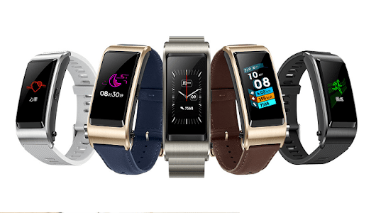Huawei introduces new TalkBand B5 wearable