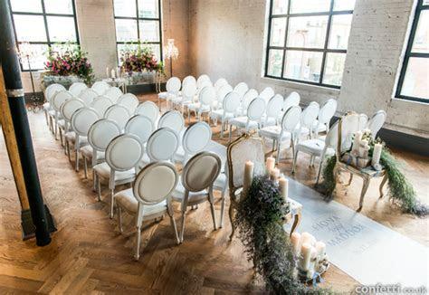 Wedding Ceremony Seating Ideas   Confetti.co.uk