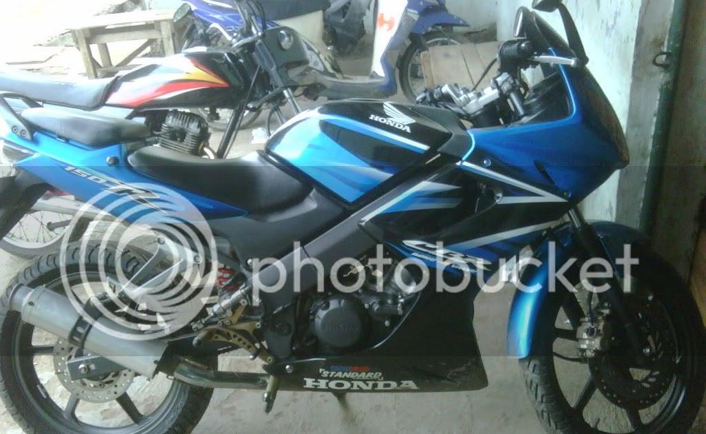 JUAL: Honda CBR 150 2007 blue mulus | Bursa Jual Beli