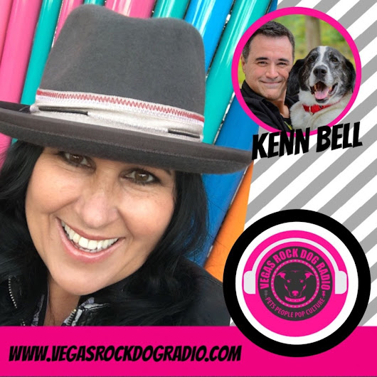 Second Chance Dogs With Filmmaker Kenn Bell ~ The Rock n Roll Dog