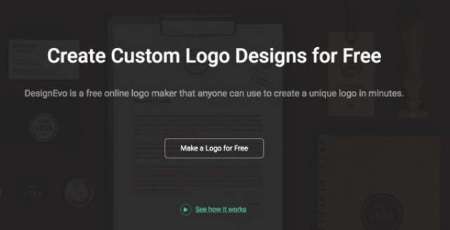 DesignEvo Logo Maker Will Help You Build Your Brand Identity For Free