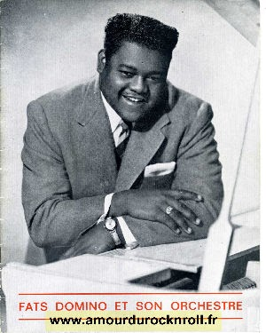 t u b e fats domino 1962 10 19 paris fr dvdfull pro shot. Black Bedroom Furniture Sets. Home Design Ideas