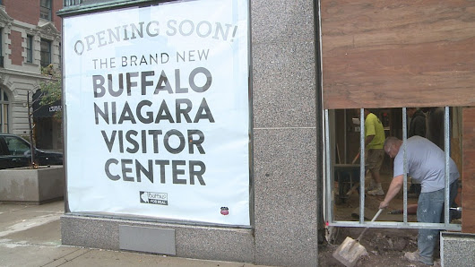 Visit Buffalo Niagara moving to new downtown location