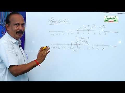 8th Maths Bridge Course எண்ணியல்  நாள் 1&2  Kalvi TV