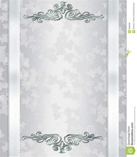 Wedding Invitation Background Elegant Royalty Free Stock