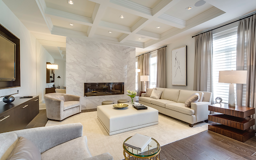 104 Luxurious Living Rooms 5 Interior Design Ideas For A Room Skyhomes Development Corp Blog