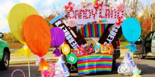 27 Clever Trunk or Treat Ideas | Tip Junkie