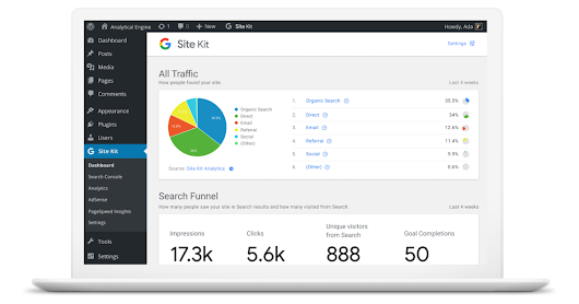 Google Introduces WordPress Plugin With Integrated Analytics, Search Console, More - Nitro-Net Internet Marketing Company. A part of Global Marketing Group