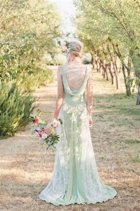List 16 Bohemian Wedding Dresses By Claire Pettibone ? Top