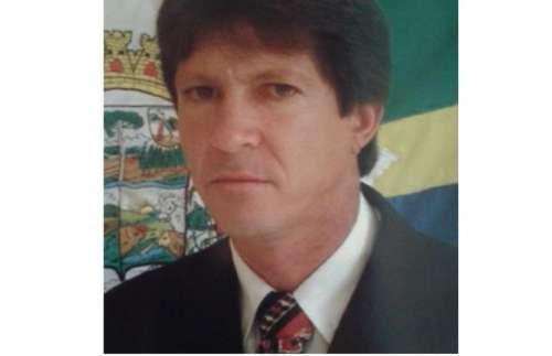 Goioxim - Vereador eleito, Neuton Pedroso, falece em Cascavel