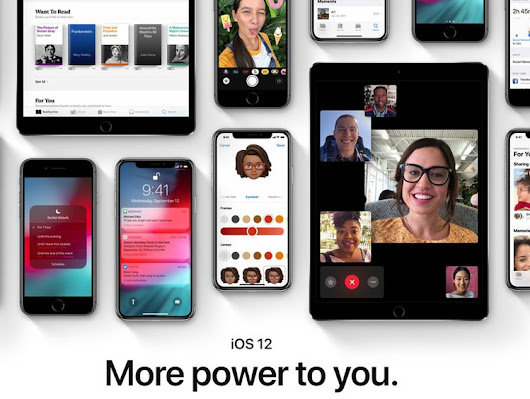 Apple iOS 12.0.1 Has An Embarrassing Problem — Forbes Magazine