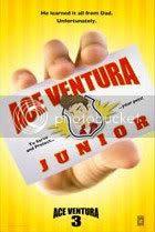 Ace ventura Junior Poster