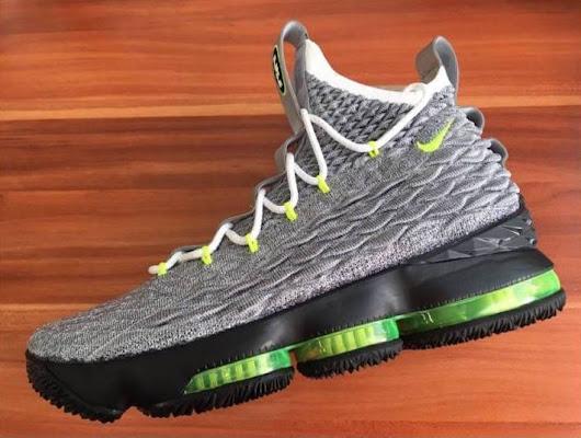 3fe0c285f5b07 Nike LeBron 15 Neon LeBronWatch Air Max 95 Neon - Sneaker Bar Detroit
