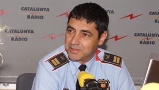 El comissari en cap dels Mossos d'Esquadra, Josep Lluís Trapero