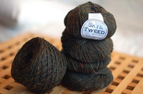 Skye Tweed (Classic Elite)