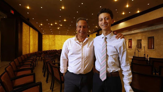 Miami Beach teen who regained his hearing honored for helping other deaf kids