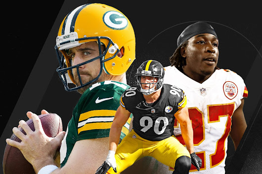 NFL 2017 Week 2 Power Rankings - Overreaction edition - Pittsburgh Steelers, Green Bay Packers, Kansas City Chiefs make early moves