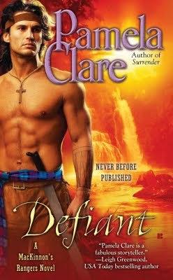Defiant (MacKinnon's Rangers, #3)