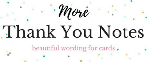 Volunteer Thank You Notes   Lovely Thank You Card Wording