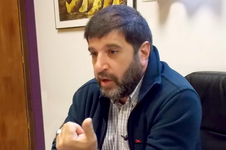 """Fernando Pereira: """"El PIT-CNT estará con un ojo colocado en el empleo y el otro en la mejor vida de la gente"""""""