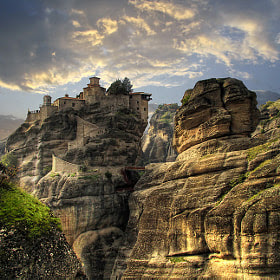 Meteora by Robertino Kotev - rokoko (rokoko) on 500px.com