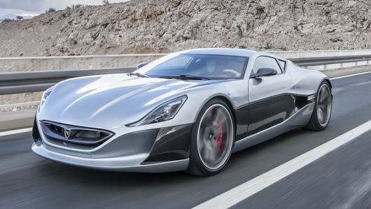 Rimac's Follow-Up To The Concept_One Is Going To Blow Your Mind | car News @ Top Speed