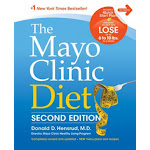 The Mayo Clinic Diet (US, Hardcover)