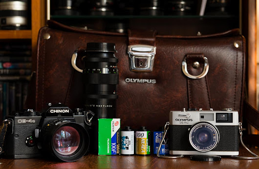 In your bag No: 1481 - Thomas Perry - Japan Camera Hunter