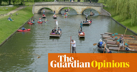 Cambridge discovers the economic benefit of clustering | Richard Partington | Business | The Guardian
