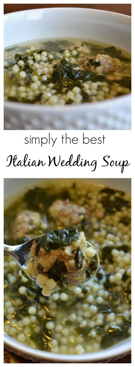 Favorite italian wedding soup   Recipe   recipes   Wedding