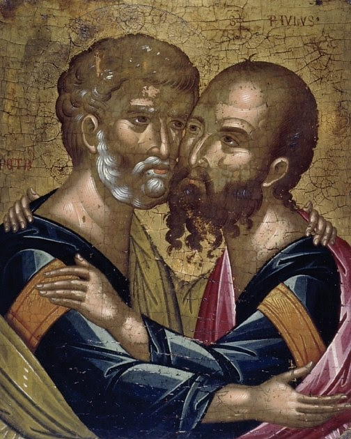 Popes Day Homily (Feast of the Holy Apostles, Sts. Peter