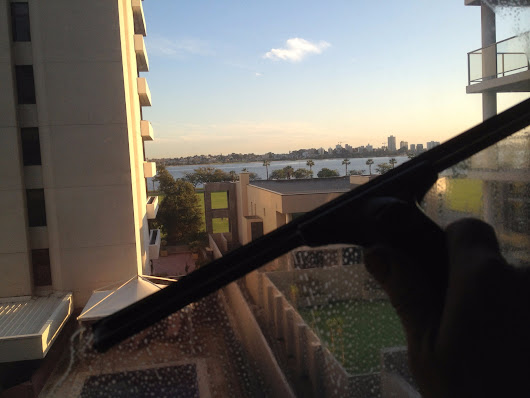Window Cleaning Perth CBD