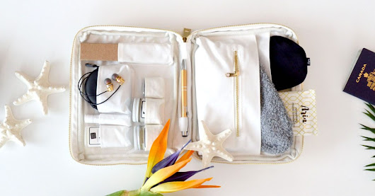 9 Travel Kits That Will Make a Long Flight Bearable - SmarterTravel