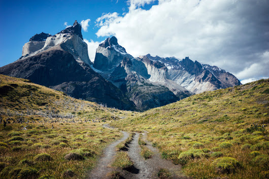 Chile - Glaciers and Towers of Torres Del Paine & Penguins Off Punta Arenas