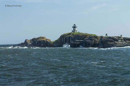 Pond Island Lighthouse