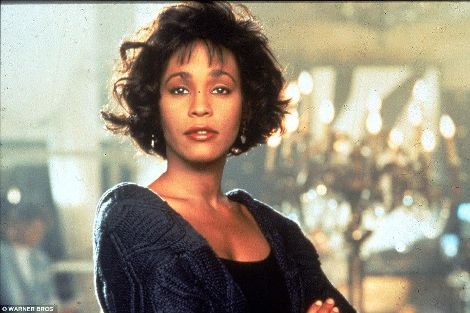 Parlay para o grande ecrã: Em 1992, ela se tornou uma estrela no mundo da atuação com O Guarda-Costas