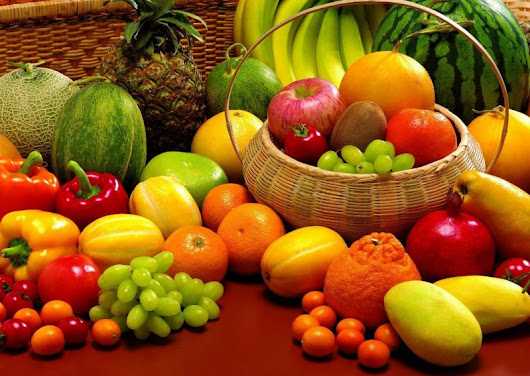 Health benefits of 10 very common and juicy Fruits - Ayurveda and Yoga