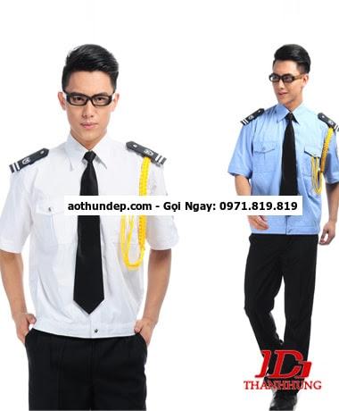 cửa hàng bán đồng phục bảo vệ,