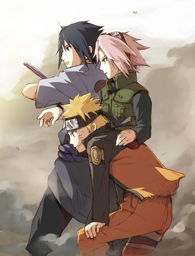 Team 7 Naruto Wallpaper Iphone Anime Top Wallpaper
