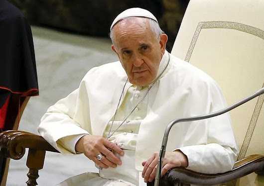 Pope radically simplifies Catholic marriage annulment procedures