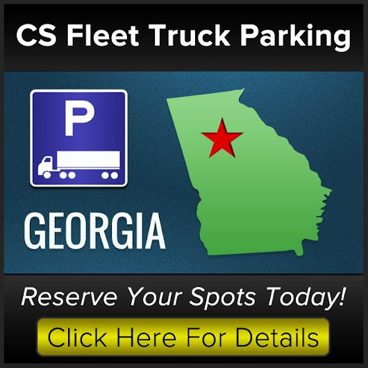 CS Fleet Truck Parking - McDonough, GA