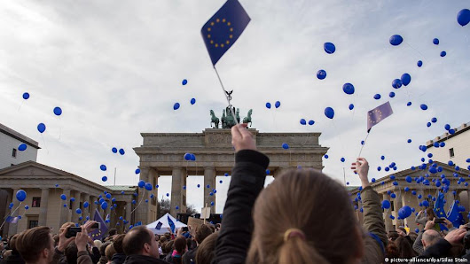 Happy birthday, EU! | All media content | DW.COM | 27.03.2017
