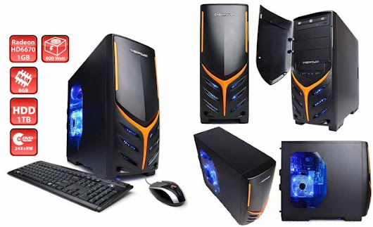 Benefits of Pre-Built Gaming Computers - Desktop For Gaming