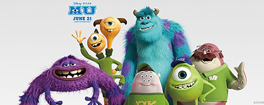 Getting Schooled at Monsters University - ComingSoon.net