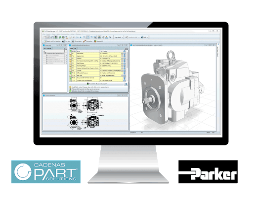 Parker-Hannifin Receives 2016 Manufacturing Leadership Award for Innovative Use of CADENAS PARTsolutions Strategic Part Management Software - CADENAS PARTsolutions