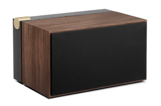 Native Union's new speaker strikes directly at my weakness for tasteful brass accents