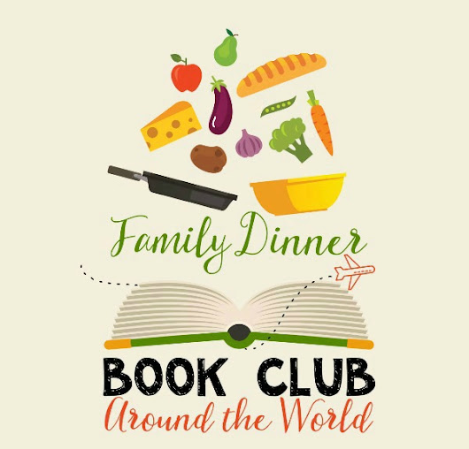 Visit Australia in Around the World Family Dinner Book Club