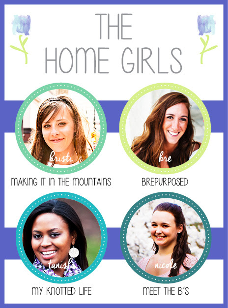 The Home Girls and Sweet{Jolie} Giveaway!